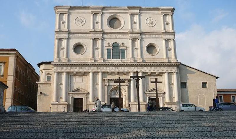Basilica Di San Bernardino