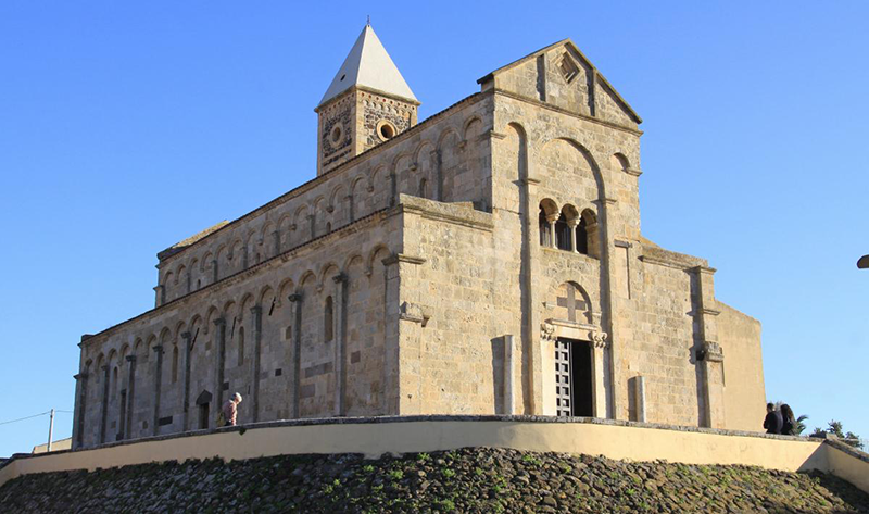 Church Santa Giusta